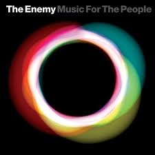 the enemy album cover