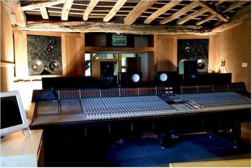 Monnow Valley Studio Control Room Info